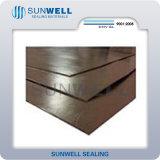Graphitblatt mit dem Metallineinander greifen, High-Carbon (SUNWELL)
