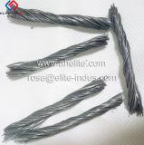 Серый цвет полипропилена Bunchy волокна 54мм