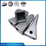 O auto fim do metal da maquinaria morre as peças de aço forjadas do forjamento da precisão
