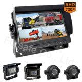 Sistema de cámara de 7 pulgadas de espejo adecuado para todo vehículo