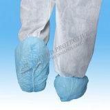 Cubierta no tejida, antideslizante disponible del zapato hecha por Machine