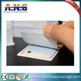 carte passive d'IDENTIFICATION RF de PVC 13.56MHz/carte cartes de visite professionnelle de visite/IC