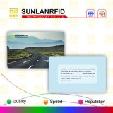 Cartão do espaço em branco RFID T5577/smart card Printable de Atmel T5577
