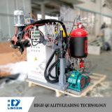 Средняя отливная машина эластомера PU температуры при пигмент добавляя приспособление