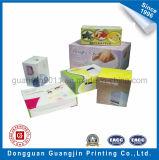 Kunstdruckpapier-Pappkosmetischer verpackenkasten