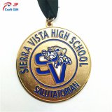Hot of halls Customed Metal Medal for School