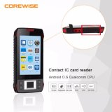 Android 6.0 portable 4G LTE Fournisseur en gros de scanner RFID Fingerpringer Bluetooth