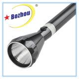 Lampe-torche rechargeable de la vente chaude lumineuse DEL