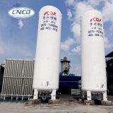 溶かされた低温学の酸素窒素の貯蔵タンク