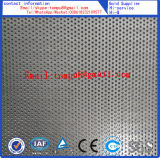Custom 304 316 316L en acier inoxydable Micron Hole Perforated Metal Sheet / Mesh