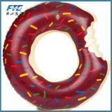 Сдержанное кольцо жизни донута для бассеина заплывания плавая