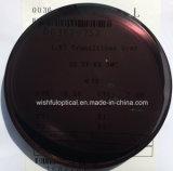 1.56 tipo fotocrómico Lente cinza