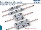 Modulo dell'iniezione di Backlighting LED di UL/Ce/RoHS con il chip IP67 di Osram per la lettera della Manica e la casella chiara