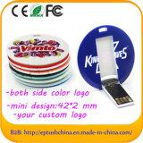 무료 샘플을%s 소형 신용 카드 USB 섬광 드라이브