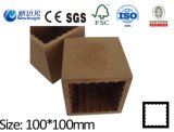 Decking 84*84mm WPC, Decking, деревянная пластичная смесь