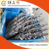 Große Kapazitäts-Kabel-Draht-Schale und Abisoliermaschine