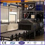 De Transportband van de rol door het Vernietigen van het Schot Machine voor h-Stralen