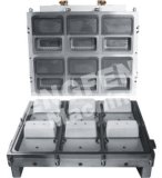 Macchina di plastica di Thermoforming per il contenitore, cassetto dell'uovo, copertura superiore, scatola di pasto rapido (modello 78C)