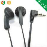 Wegwerfluftfahrt-Kopfhörer-preiswertester Fluglinien-Kopfhörer