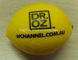 Estresse de PU Squishy Brinquedo Forma de limão