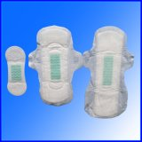 Super un coton absorbant serviette hygiénique pour dames utiliser