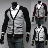 L'homme pullover en tricot de coton Cardigan pour le printemps et automne
