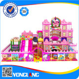 Meilleur Candy Theme Kids Indoor Playground à vendre, Yl-Tqb040