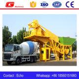 Estación de mezcla del cemento móvil Yhzs25 en China