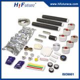 nécessaires froids de joint de câble en caoutchouc de silicones du rétrécissement 24kv