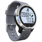 Gelbert Bluetoothの歩数計の心拍数のスポーツのスマートな腕時計