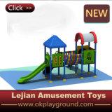 Скольжение спортивной площадки мира детей способа Ce напольное Preschool (X1504-4)
