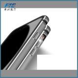 Caisse en métal pour l'iPhone 6 6s plus le scintillement de 6 cas de S mignon