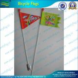 자전거 100d에 의하여 길쌈되는 폴리에스테 자전거 안전 깃발 (J-NF15P07005)