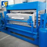 Placa de ovo de papel na lista da máquina/ máquina de papel com equipamento de Celulose
