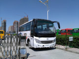 Hete Verkoop Shaolin 41-43seats 9m Diesel van de Motor van de Bus de Voor en CNG