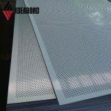 Декоративные резные ЧПУ алюминиевых панелей Ideabond на экране