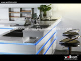 Welbom High Gloss MDF Lacquer Kitchen Cabinet