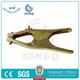 Kingq 500A Itália tipo braçadeira de terra para torção de solda