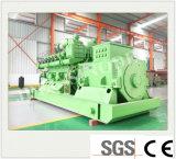 Bajo consumo de combustible del motor de gas de 400kw BTU grupo electrógeno de Gas de baja