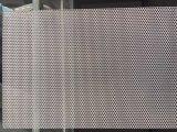 색칠 다이아몬드 구멍에 의하여 확장되는 금속 메시 중국 안핑 공급자