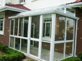 Serre à découper en perles de vitre en PVC à fenêtre (SYJ03-1800)