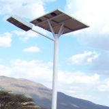 CER RoHS Approved10W zu 80W Solar Street Light