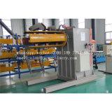 Bobina de aço Uncoiler, 10t bobina de aço Decoiler hidráulico com carro