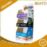 破裂音のボール紙のペーパー販売促進のための自由で永続的な表示装置