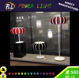 Hauptbeleuchtung-dekorative Plastikfußboden-Lampe