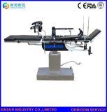 ISO/Ce anerkanntes chirurgisches Instrument-manuelles hydraulisches Seite-Esteuertes Betriebsbett