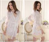 """Pijamas Chiffon """"sexy"""" Sy10308033 das mulheres por atacado do Nightwear da roupa de noite"""