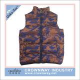 Sublimation Printing Kid's Padded Vest Sleeveless Jacket