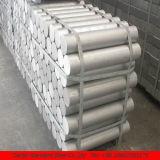 Genio de aluminio T6 de la barra redonda 6082 en existencias