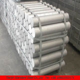 Trempe en aluminium T6 de la barre ronde 6082 en stock